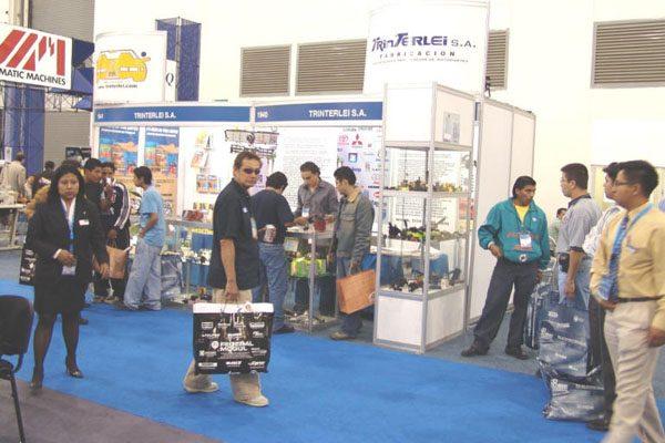 Automechanika - México 2004