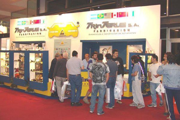 Automechanika - Argentina 2004